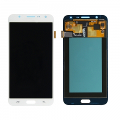 For Samsung Galaxy J7 2015 J700 J700F J700M  LCD Display Touch Screen Digitizer Assembly - White