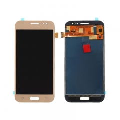 For Samsung Galaxy J2 J200M J200H J200F LCD Display Touch Screen Digitizer Assembly - Gold