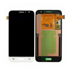 For Samsung Galaxy J1 2016 J120 J120F J120H J120M LCD Display Touch Screen Digitizer Assembly - White