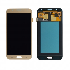 For Samsung Galaxy J7 2015 J700 J700F J700M  LCD Display Touch Screen Digitizer Assembly - Gold