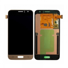 For Samsung Galaxy J1 2016 J120 J120F J120H J120M LCD Display Touch Screen Digitizer Assembly - Gold