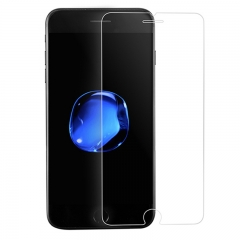 For iPhone 8 Plus Tempered Glass Screen Protector 9H High Clear