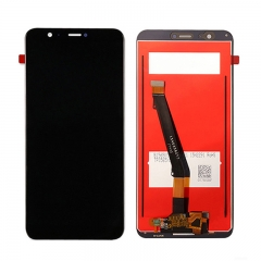 For Huawei P Smart / Enjoy 7S LCD Display Touch Screen Assembly - Black