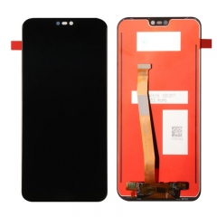 For Huawei P20 Lite / Nova 3E LCD Display Touch Screen Digitizer Assembly - Black