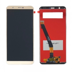 For Huawei P Smart / Enjoy 7S LCD Display Touch Screen Assembly - Gold