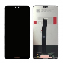 For Huawei P20 LCD Display Touch Screen Digitizer Assembly - Black