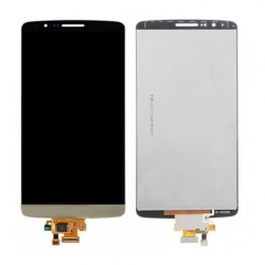For LG G3 D850 D851 D852 VS985 LS990 LCD Display Touch Screen Digitizer Assembly - Gold