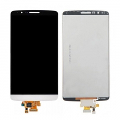 For LG G3 D850 D851 D852 VS985 LS990 LCD Display Touch Screen Digitizer Assembly - White