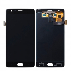 For OnePlus 3 3T LCD Screen Display Touch Digitizer Assembly - Black