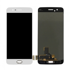 For OnePlus 5 LCD Screen Display Touch Digitizer Assembly - White