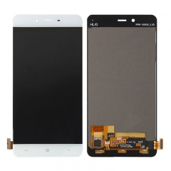 For OnePlus X LCD Screen Display Touch Digitizer Assembly - White