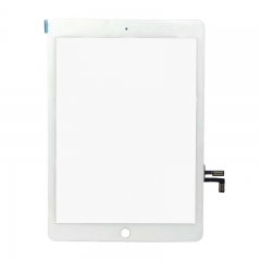 For iPad Air Touch Screen Digitizer With Adhesive Original - White