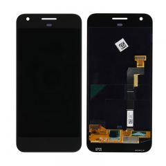 For Google Pixel S1 LCD Screen Display Touch Digitizer Assembly - Black