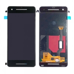 For Google Pixel 2 LCD Screen Display Touch Digitizer Assembly - Black