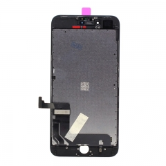 For iPhone 8 Plus LCD Screen and Digitizer Assembly with Frame - Black Original