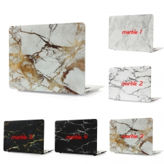 For Macbook Air Pro Retina 11.6 12 13.3 15.4 inch Marble Hard Case