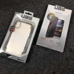 For iPhone X Urban Armor Gear UAG Plyo Cover Case