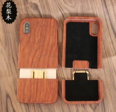 For iPhone Samsung OnePlus etc Rosewood Wood Case