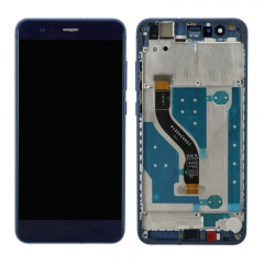 For Huawei P10 Lite / Nova Lite LCD Touch Digitizer Screen Display Assembly With Frame Blue