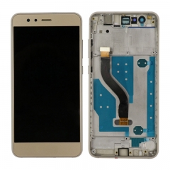 For Huawei P10 Lite / Nova Lite LCD Touch Digitizer Screen Display Assembly With Frame Gold