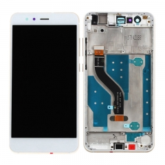 For Huawei P10 Lite / Nova Lite LCD Touch Digitizer Screen Display Assembly With Frame White
