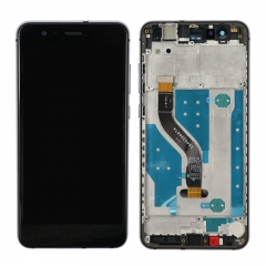 For Huawei P10 Lite / Nova Lite LCD Touch Digitizer Screen Display Assembly With Frame Black