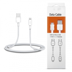 For Huawei Data Cable USB To Micro USB 1M With Box