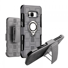 For Samsung 3 in 1 Mobile Phone Plastic Case