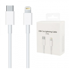 New Original USB-C to Lightning Cable (1m) With Box