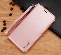 For Zenfone Hanman Flip Cover Case Leather Mobile Phone Case With Card Slot