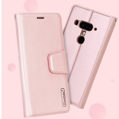For HTC Flip Cover Soft Leather Mobile Phone Case With Card Slot