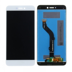 For Huawei P8 / P9 Lite 2017 LCD Screen and Touch Digitizer Assembly White