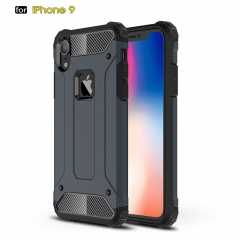 For iPhone Armour Case TPU Plastic Mobile Phone Case Cover