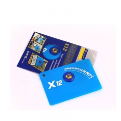 X12 High Energy Plastic Card For Mobile Phone Pry Opening Scraper