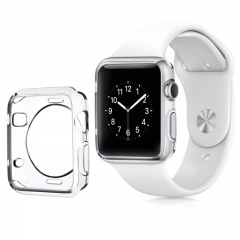 For Apple Watch 38mm 42mm Watch TPU Screen Protector Hd Clear Ultra-thin For iWatch Cover