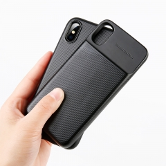 Baseus For iPhone X Wireless Charger Power Bank Case