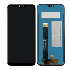 For Nokia 6.1 Plus X6 TA-1099 LCD Screen Display Touch Digitizer Assembly Black