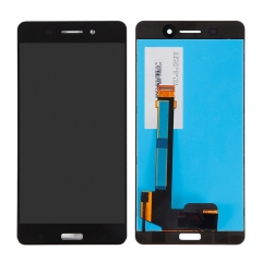 For Nokia 6 LCD Screen Display Touch Digitizer Assembly Black