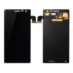 For Nokia Lumia 730 735 LCD Display Touch Screen Digitizer Assembly Black