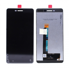 For Nokia 6.1 2018 LCD Screen and Touch Digitizer Assembly Black