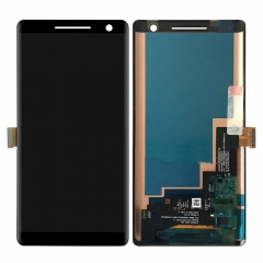 For Nokia 8 Sirocco TA-1005 LCD Screen Display Touch Digitizer Assembly Black