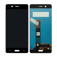 For Nokia 5 LCD Screen Display Touch Digitizer Assembly Black