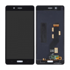 For Nokia 8 TA-1012 LCD Screen Display Touch Digitizer Assembly Black