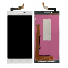 For Lenovo P70 LCD Display Touch Screen Digitizer Assembly White