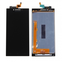 For Lenovo P70 LCD Display Touch Screen Digitizer Assembly Black