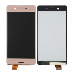 For Sony Xperia X F5121 F5122 LCD Display Screen Touch Digitizer Assembly Rose Gold