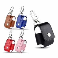 For Apple Airpods Portable PU Leather Cases