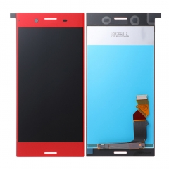 For SONY Xperia XZ Premium G8142 G8141 LCD Display Touch Digitizer Screen Assembly Red