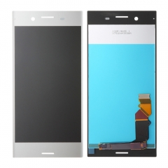 For SONY Xperia XZ Premium G8142 G8141 LCD Display Touch Digitizer Screen Assembly Silver