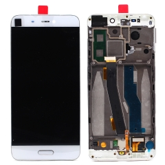 For Xiaomi Mi 5 Mi5 LCD Display Touch Screen Digitizer Assembly With Frame White